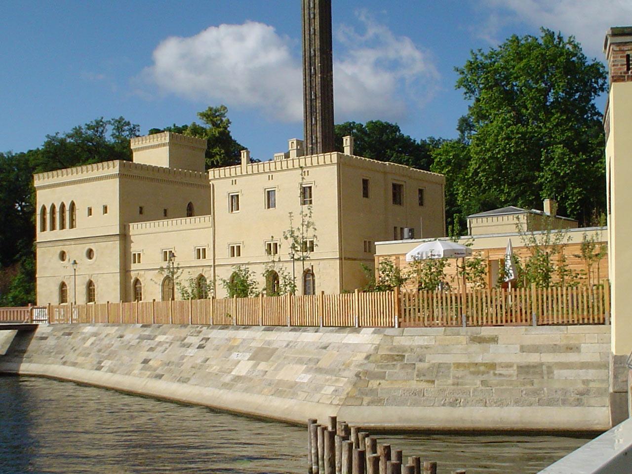 Architekturburo Denkmalschutz Berlin Putzmann Cierpka Binder Architekten Berlin
